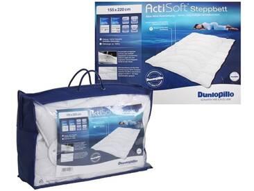 Dunlopillo ActiSoft® Steppbett 155x220 Bettdecke Faserbettdecke Decke Steppdecke