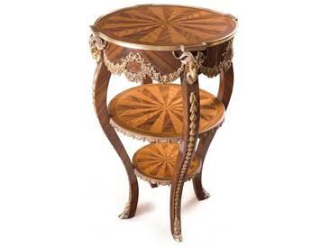 Barock Tisch Antik Stil Beistelltisch LouisXV MoTa0415