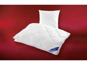 Frankenstolz Schlaf-Gut Bettdecke Tencel® 155 x 220 cm Vierjahreszeiten-Steppbett