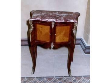 Barock Kommode klein Buffet Antik Stil Rokoko- Stil MoBa0676Rd