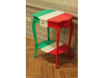 Beistelltisch Tisch Antik Stil Barock AlTa0336IT
