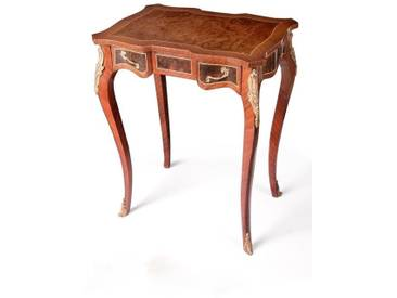Barock Beistelltisch Tisch Antik Stil MoTa1260-2