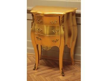 Ein Traum aus Gold* Shabby Kommode im Vintage-Stil