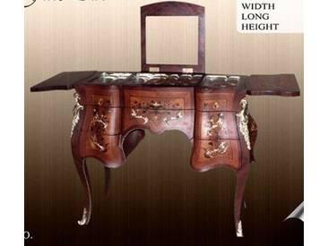 Barock Schmink-Tisch Antik Stil Louis XV MoBdNoLu07626