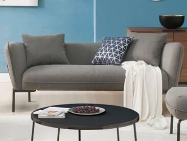 3-Sitzer-Sofa Stoff Tapolca - Grau
