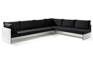 Conmoto Riva Lounge - Kombination 2 / B weiss - Sitzgarnitur - 320 cm x 240 cm