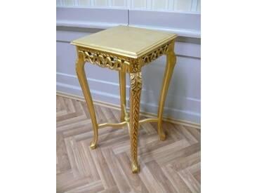 Beistelltisch Tisch quadratisch Antik Stil barock AlTa0332GoQS
