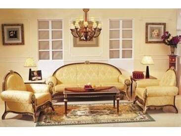 Barock Salon Sofa 2er 3er Sessel Antik Stil Vp0810