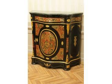 Barock Kommode Schrank Antik Stil Klassizismus MoMo0233POL marble green