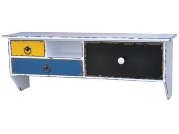 Wandgarderobe Vintage Style Schrank Kommode Sidebord Ablage BHP Vegas B421348