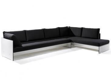 Conmoto Riva Lounge - Kombination 3 / C weiss - Sitzgarnitur - 320 cm x 200 cm