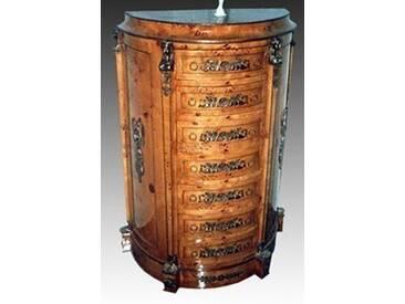 Barock Rokoko Kommode Historismus Antik Stil MoAl0362Bg