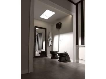 Kerasan Retro Spiegel mit Rahmen aus Tannenholz 70x180cm