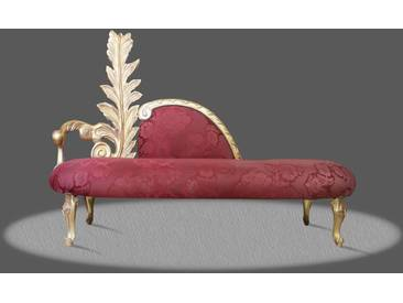 Barock Sofa Rokoko Louis XV AlSo0210GoRdSamt/Velour
