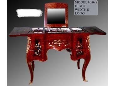 Barock Schmink-Tisch Antik Stil Louis XV MoBdA07635