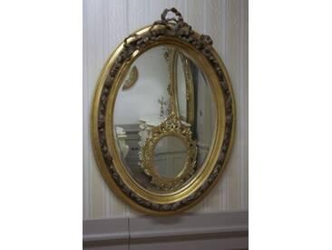 Barock Spiegel Antik Stil Schlaggold AlMi0201Go