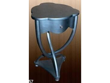 Barock Tisch Beistelltisch rund Rokoko LouisXV MoCoC02571
