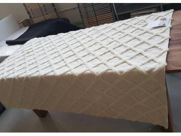 Top Square Kurzflorteppich Kaltene Mischgewebe Weiß 200 x 290 cm Top B-Ware