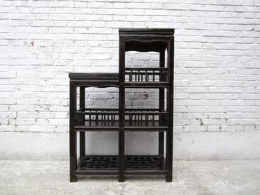 China filigrane shelf cabinet flower pedestal pine casa di fiori I D Sd.d.37.1