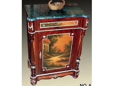Barock Kommode mit Bemalung, Antik Stil Gemälde, Bild MoPa0630