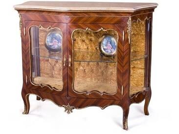 Barock Schrank Kommode Antik Stil MoBa1576