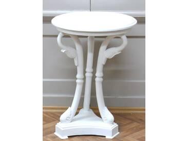 Barock Tisch rund Barock Kolonialstil Antik Stil MjTa21006We