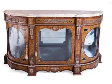 Barock Schrank Kommode Antik Stil MoBa1400