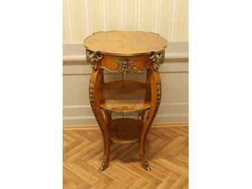 Barock Tisch Antik Stil Beistelltisch LouisXV MoTa0415A