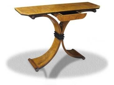 Barock Konsole Tisch Schlag Gold Antik Stil Kolonialstil AlKs0008