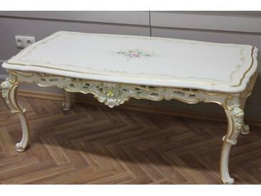 Barock Tisch Couchtisch 120x65 Antik Stil Vp0805/01ACD