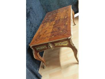 Tisch achteckig Barock Rokoko LouisXV AaTa0130