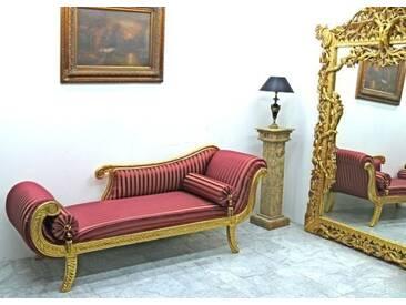 Barock Sofa Rokoko Louis XV AlSo0318