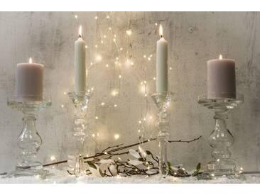 Boltze Kerzenleuchter Karina aus Glas