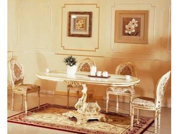 Barock Esszimmer - Tisch in Venetian Barock Vp9954-1,7