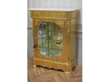 Barock Kommode Schrank Antik Stil Klassizismus MoMo1242GoWe