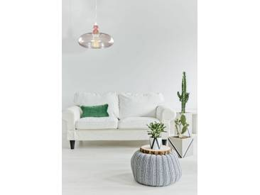 Design Kupfer Glas Lampe Hängelampe Scandi Hängeleuchte Leuchte