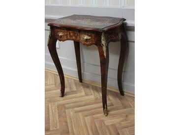 Barock Beistell - Tisch antik Stil MkTa0047B