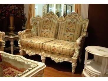Barock Sofa 2er 2sitzer aus Salon Antik Stil Vp0842