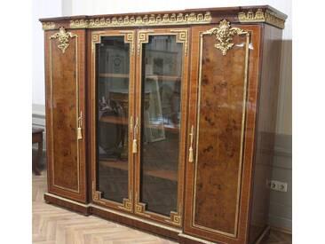 Barock Schrank Kommode Antik Stil MoBs0939