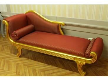 Barock Sofa Rokoko Louis XV AlSo0318GoRdSt
