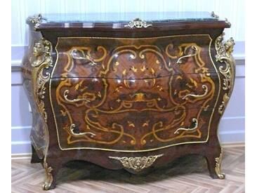 Barock Kommode Schrank LouisXV Antik Stil MoKm0421