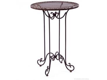 Stehtisch Gartentisch Tisch Gartenmöbel Bistrotisch Tisch Antik-Stil Nostalgie
