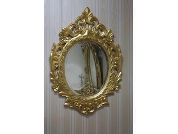 Barock Spiegel Antik Stil Schlaggold AlMi0140GGo