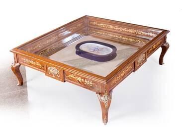 Barock Tisch Antik Stil MoTa1412