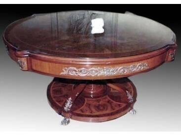 Barock Tisch rund Antik Stil Rokoko LouisXV MoTa1063