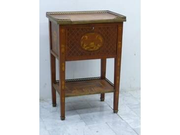 Barock Tisch Beistelltisch Kommode Antik Stil – Stil Rokoko MoTa0749