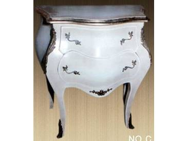 Barock Kommode klein Rokoko Antik Stil Louis XV MoCoC07542