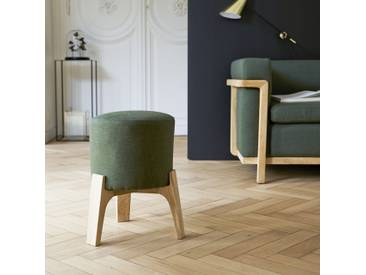 Hocker Drum dark green