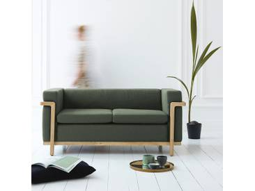 Sofa Cobbelwood Dark green
