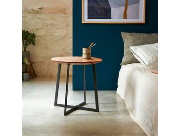 Nachttisch aus AkazieTemis